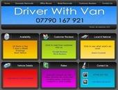 Driver With Van