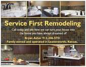 Service First Remodeling