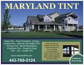 Maryland Tint