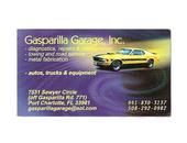 Gasparilla Garage Inc