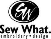 Sew What Embroidery
