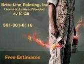Brite Line Painting Inc
