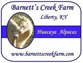 Barnett's Creek Farm LLC