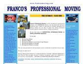 Franco's Moving