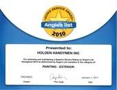 Holden Handymen Inc
