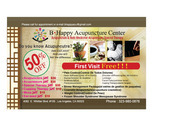 B Happy Oriental Acupuncture